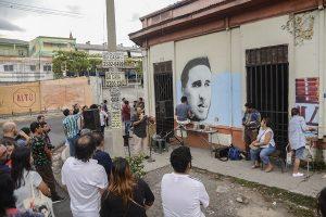 Homenaje a Roque Dalton